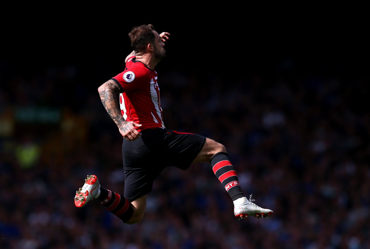 3 - Danny Ings has scored three goals against Everton in the Premier League (in six games), more than against any other side. Saintly.