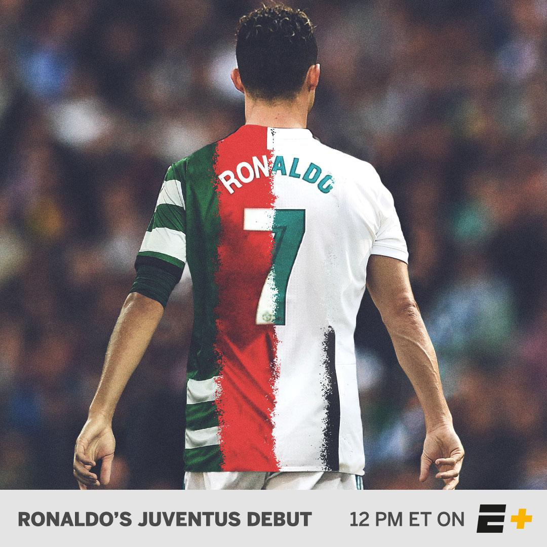 Chapter 4: Juventus https://t.co/RLGLg3ZH3q