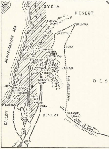 Today in Middle Eastern history: the Battle of Marj Rahit(684) attwiw.com/2018/08/18/tod…