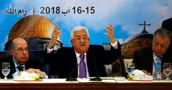 #Gaza #Palestina #Hamas Abbas vuole il totale controllo di Gaza.  - Ukustom