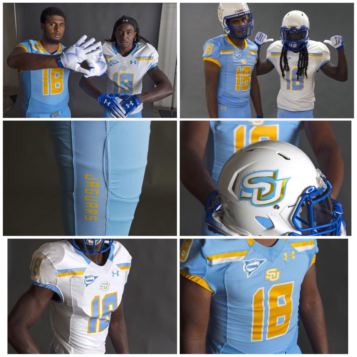 MEAC SWAC SPORTS MAIN STREET™  First look  Southern brings fresh ... b7d267075