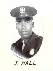 1967 : Jack Hall, 1st African American Michigan State Trooper