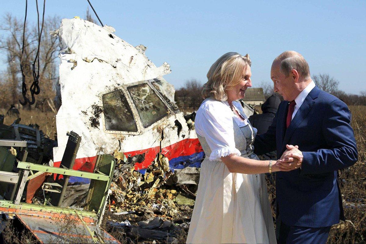 Путин посетил свадьбу главы МИД Австрии Кнайсль перед встречей с Меркель - Цензор.НЕТ 5397