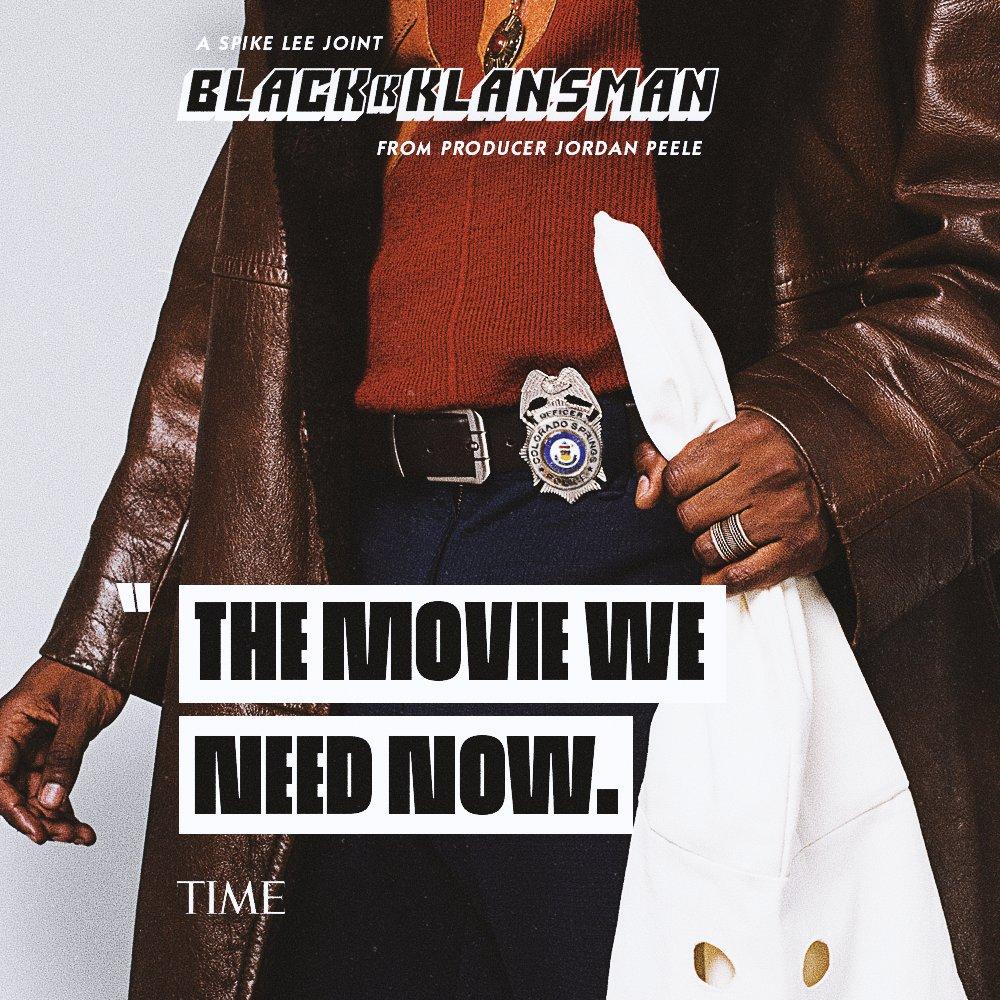 Take a good look under the hood. #BlacKkKlansman  <br>http://pic.twitter.com/hGiFOw2dP9