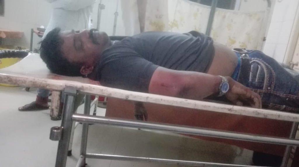 Police gun down history-sheeter criminal Sajid Shaikh in Lunawada town of central Gujarat