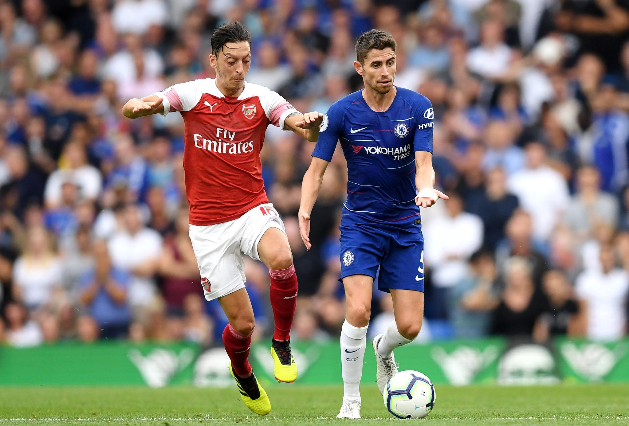 45 minutes of football you don't want to miss  #CHEARS second half at Matchday Live ➡️ https://t.co/LkXCktofVq https://t.co/3nq1MkcDc9