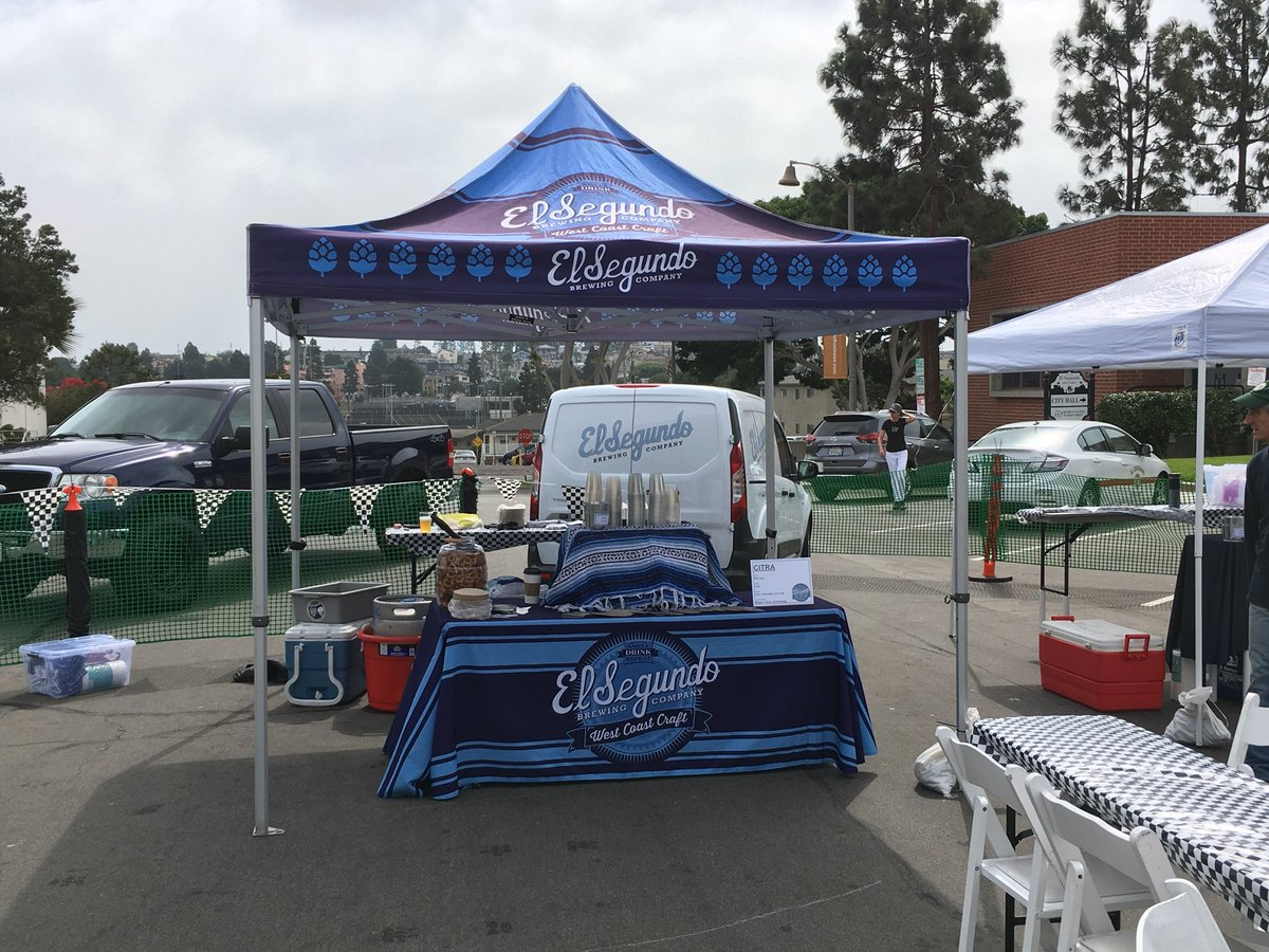 El Segundo Brewing On Twitter If Youre Out And About This Weekend - El segundo car show