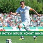 Image for the Tweet beginning: #Werder hat sich in der