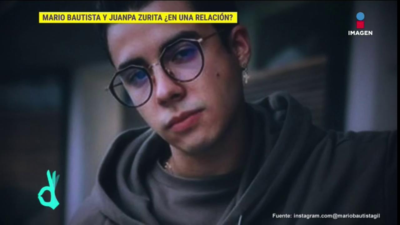 ¿Hay alguna relación sentimental entre @ElJuanpaZurita y @mariobautista_? #DePrimeraMano��: https://t.co/bEjzzRPYx2 https://t.co/y965x00Sfa