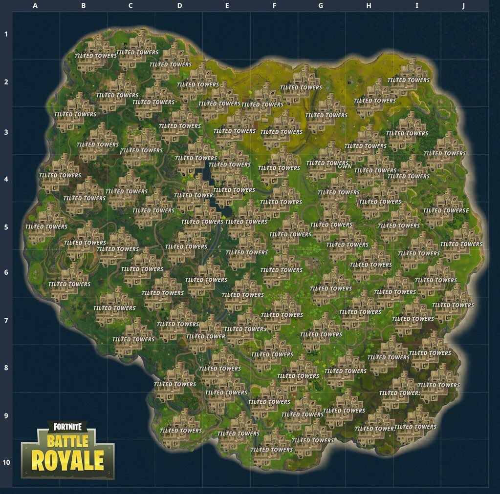 smii7y - fortnite map update today