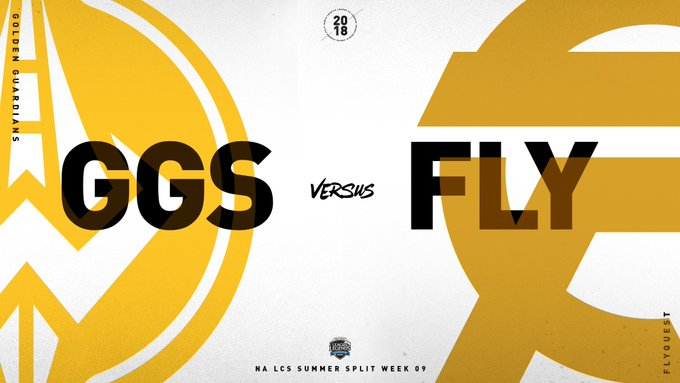 Up Next: @GoldenGuardians go up against @FlyQuestSports 📺 Foto