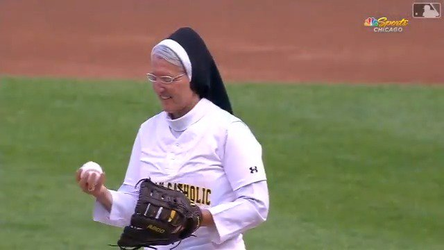 Step aside, Sister Jean.