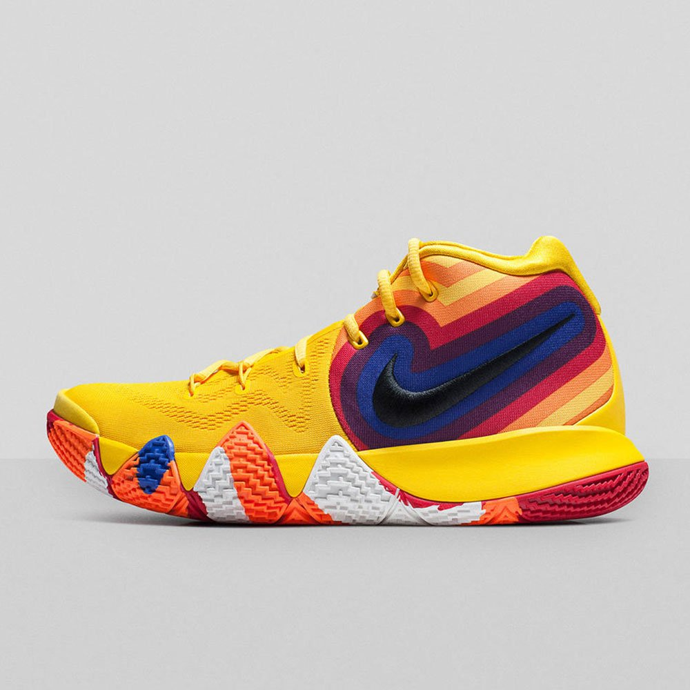 315aa0c5a1a5 Footaction That 70s Kyrie. As a member of the upcoming Kyrie 4 Decades  Pack