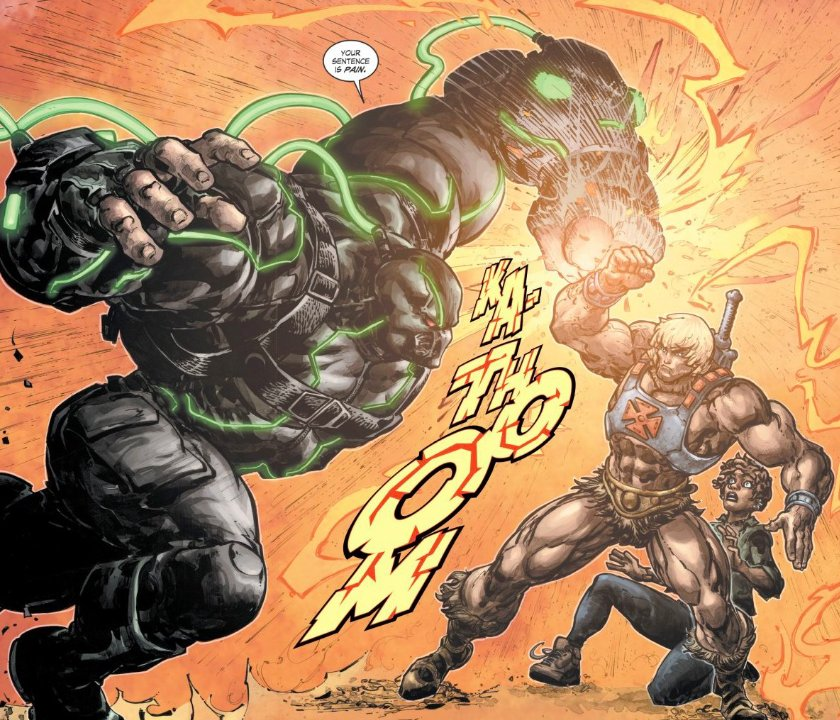 Dc On Twitter He May Have Broken The Bat But Can Bane Take On He Man Share Your Review Of Injustice Vs Masters Of The Universe 2 Https T Co 2fzavaipsl