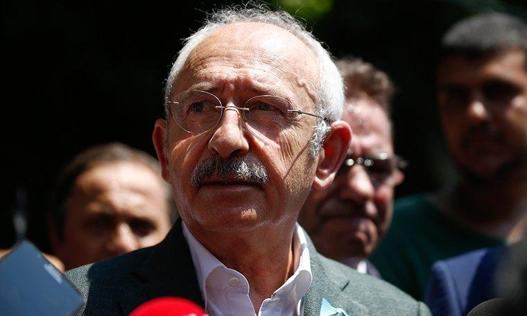 Kılıçdaroğlu'ndan Kofi Annan mesajı cumhuriyet.com.tr/haber/turkiye/…