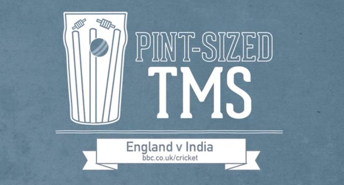 🏏A brilliant catch 🏏A shocking drop. 🏏Super stroke play 🏏And a Test debut to remember. All in Pint Sized TMS 🍺 👉 #bbccricket #ENGvIND Photo