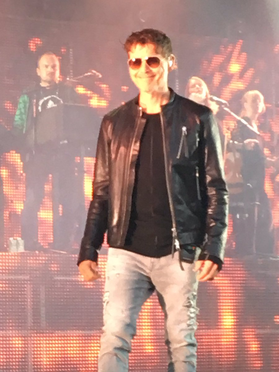 Just an amazing experience seeing @aha_com in Hamar, best one Ive been to this tour #ahamar