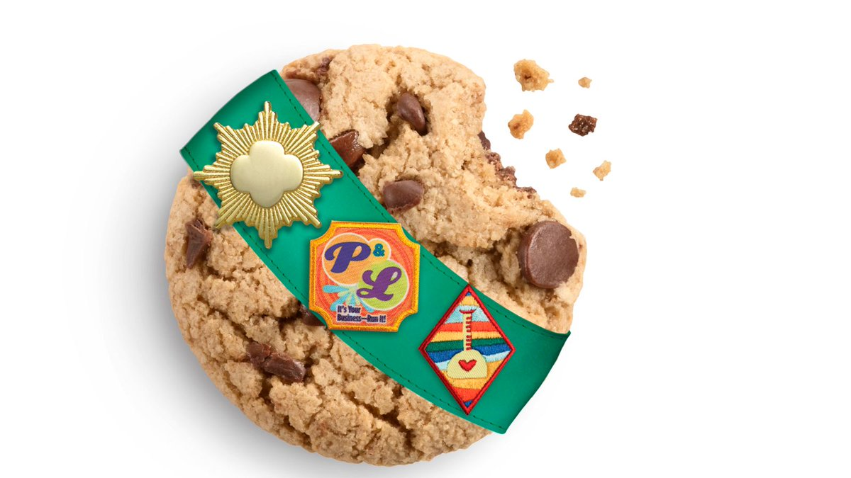 Girl Scouts will debut a new cookie for the 2019 sales season trib.al/YsSWrVO