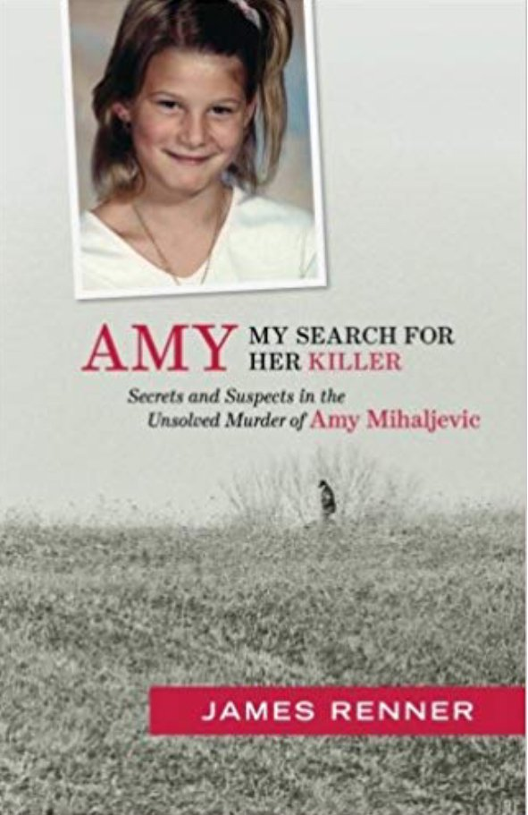 Have you checked out this book yet? It dives deep into the possibilities of Amy's disappearance. #truecrime #amymihaljevic #coldcase <br>http://pic.twitter.com/EXk8YyDwd1