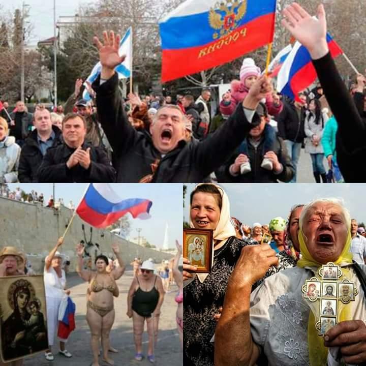 Одиночные пикеты в поддержку крымских татар и украинских политузников провели активисты в Москве - Цензор.НЕТ 4424