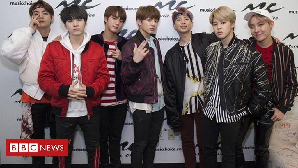 K-pop: como funciona a multimilionária indústria de ídolos da Coreia do Sul https://t.co/lDYXQuJ10z