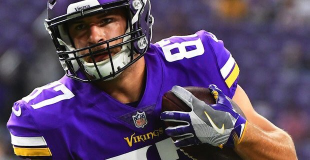 Vikings TE Josiah Price did in fact suffer a torn ACL during Wednesday's joint practice with the Jaguars. NFL ACL count = 20
