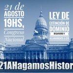 #21AHagamosHistoria Twitter Photo