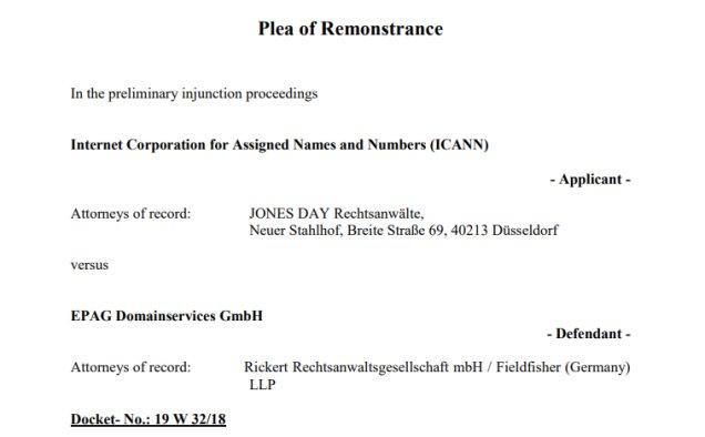 News Review: 1) ICANN EPDP &amp; GDPR, 2) ICANN vs EPAG (Again)  https://www. domainmondo.com/2018/08/news-r eview-1-icann-epdp-gdpr-2-icann.html &nbsp; …  #Tucows #domains #DomainNames #trademarks #NetGov #DataProtection #privacy #GDPR #ICANN<br>http://pic.twitter.com/Orht1GBnzC