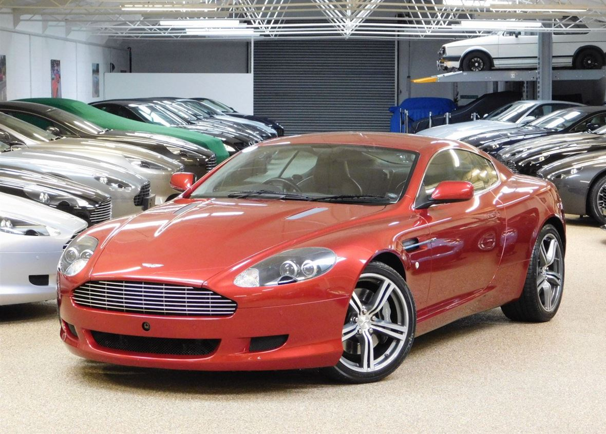 Mcgurk Performance Cars On Twitter Aston Martin Db9 Coupe In Toro Red With Phantom Leather Just One Of The Many Aston Martins In Our Showroom Currently Astonmartin Aston Martin Forsale Sportscar Supercar