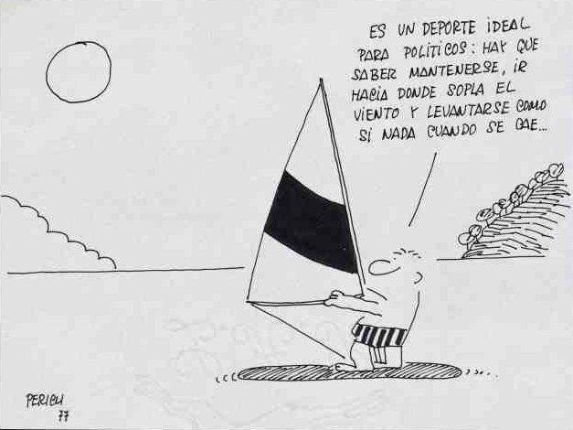 El deporte favorito de Albert Rivera.