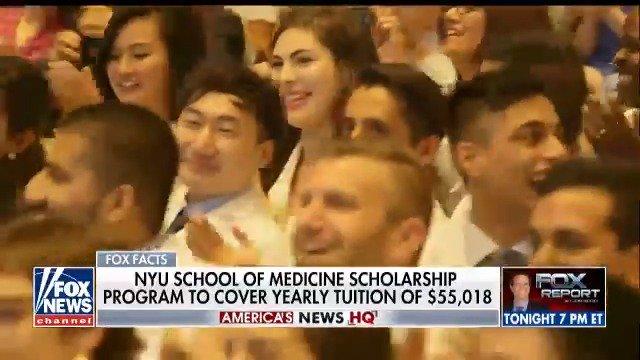 Free Tuition, NYU, Medical Students | Baaz