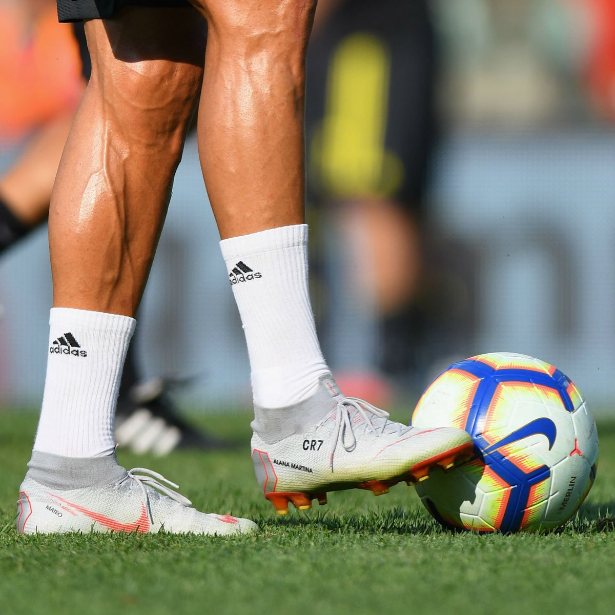 7b756220cae9 solewatch up close with the nike mercurial superfly 360 cleats worn by  cristiano in his juventus