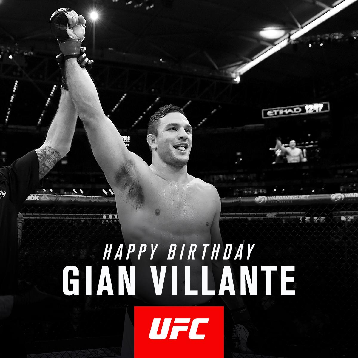 A BIG happy birthday shoutout to @GPVillante!