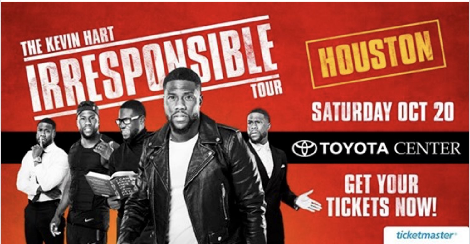 Houston a by popular demand a 2nd show has been added on Fri 10/19.  #irresponsibletour https://t.co/hSwpt0mFUD