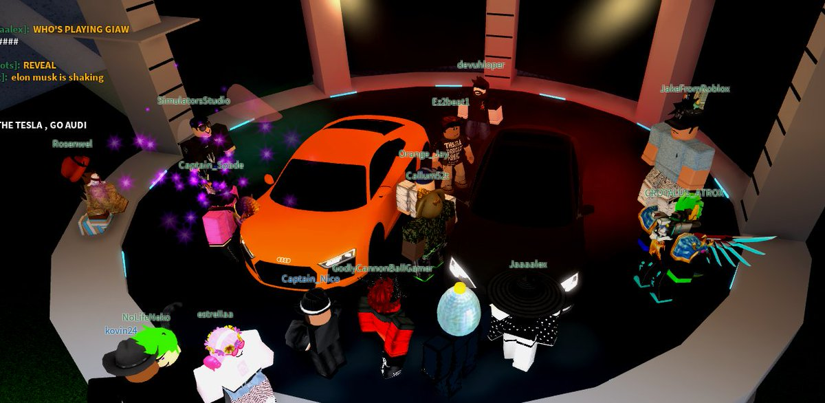 Roblox Ultimate Driving Updates & Announcements (@UDannouncements
