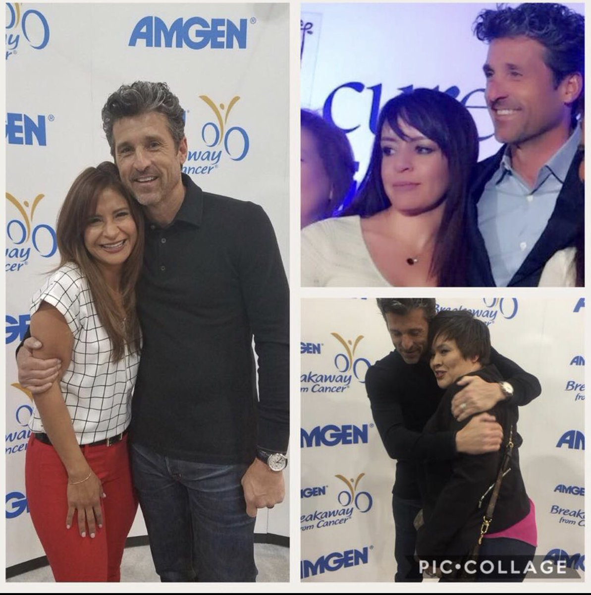 Who does @PatrickDempsey love the most? Although, clearly I am the winner!