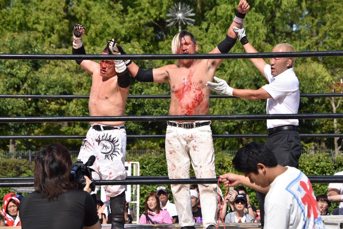 BJW: Masashi Takeda y Hideki Suzuki, monarcas inamovibles 4