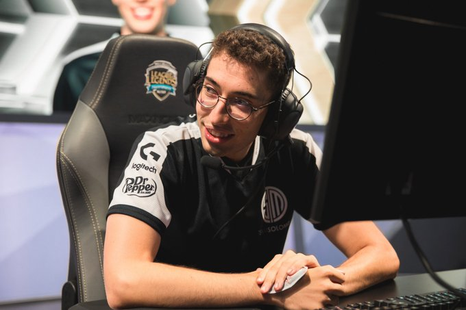 With #NALCS playoff hopes on the line, @TSM stomped OpTic Gaming: Foto
