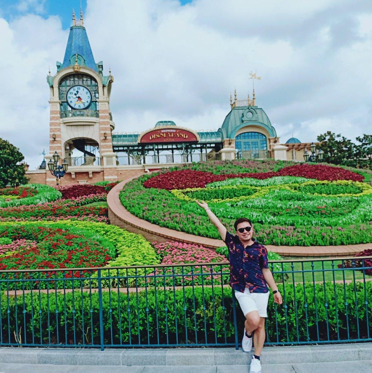 At the happiest place on Earth! #ShanghaiDisneyland #ChikkanessTravels #TravelBlogger #TravelDiaries