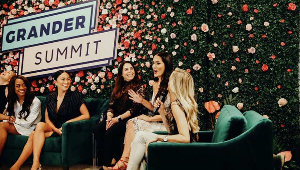 More thoughts, photos, and videos coming tomorrow from the #GranderSummit. But for tonight: going to sleep with my heart SO full. Thank you to the best team ever. Love you all so very much... ❤️ @matt_lombardi @BeGrander @smithandsaint