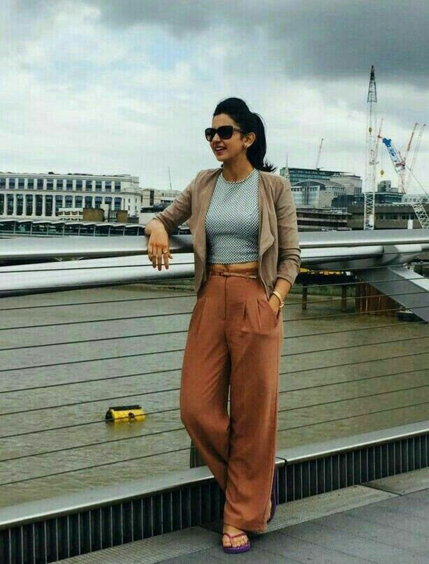 Rakul Preet on vacation mode