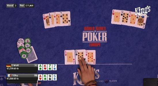 https://bit.ly/2L88659 @elkypoker protagonista @PokerroomKings #cashgame #highstakes e intanto due italiani avanzano #tips (Videos)  - Ukustom