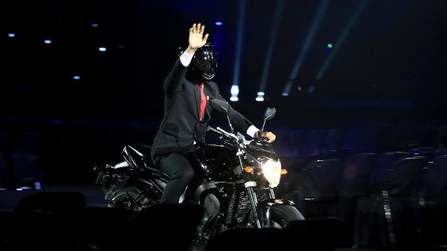 Aksi Stuntman Jokowi Disorot, PPP-Hanura Balas 'Sentil' Elite PD https://t.co/4rmzURXmj3 https://t.co/2fQMOtS3Iv