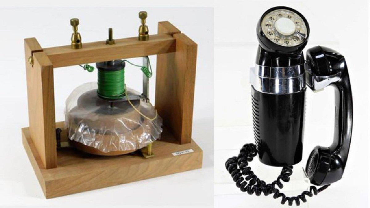 アメリカの電話史に残る発明品の数々がオークションに #オークション #人物 #プロダクト https://t.co/TpJxB6v4z8