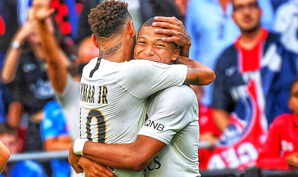 Kylian Mbappé on Neymar:  &quot;I think he&#39;s more of a superstar. More than me? Yes, of course, he worked many years in Barcelona to get that status and he deserves it.&quot; <br>http://pic.twitter.com/kP1tMiAeHj