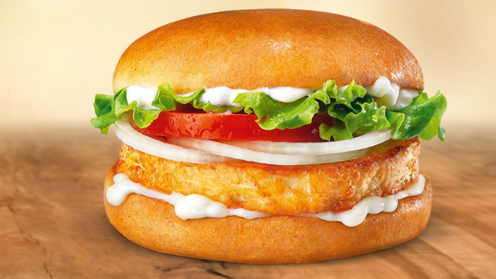 #BurgerKing in Sweden has a burger made of fried cheese: https://t.co/2ObzanDBnT https://t.co/Z17rmHFTXi