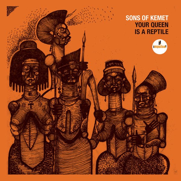 Now Playing : &#39;&#39;My Queen Is Angela Davis - Sons Of Kemet&#39;&#39; on the Central Europe Time station with High Wave Radio App. [ cc @highwaveradio.fm ]  <br>http://pic.twitter.com/zpEDzeQLzp