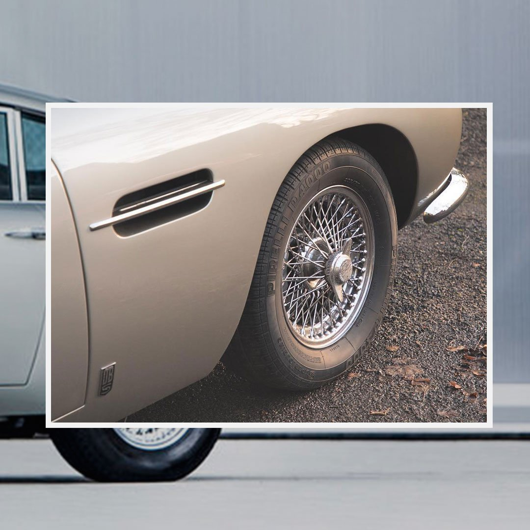 The Aston Martin #DB5 -…