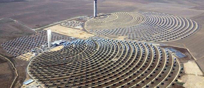 Producing solar ☀️ power for 1 million households? It is happening in #Morocco  ����  https://t.co/eMGj6hqQZf  #SDG7 https://t.co/g9IhMBrIXr