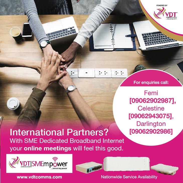 online Meeting Special Needs in